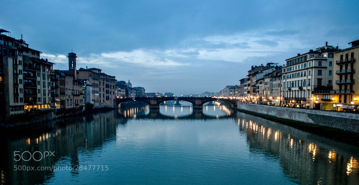 Photograph Vista sull'Arno. by ValsLOOOL on 500px