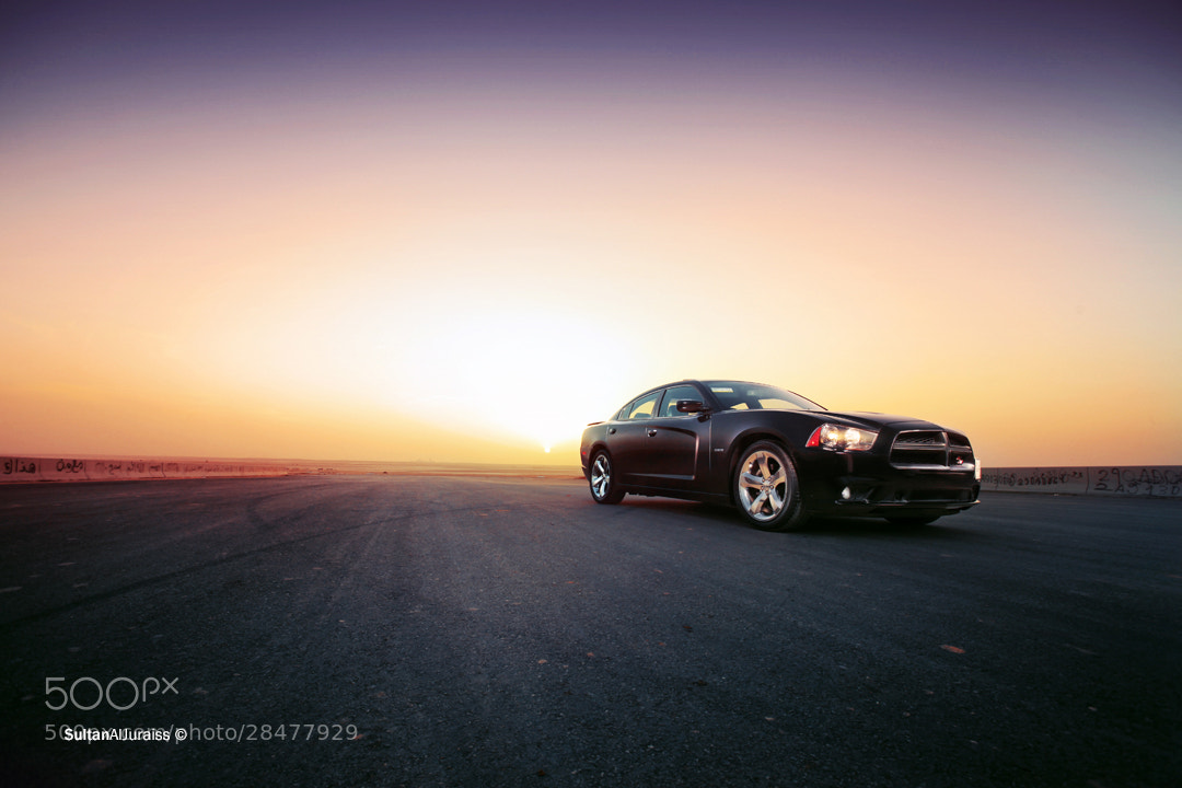 Photograph Charger R/T by Sultan AlJurais on 500px