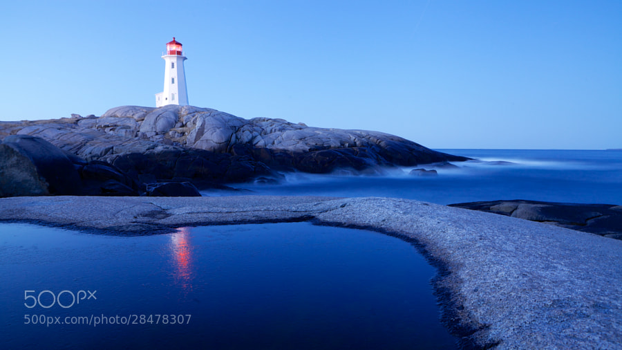 Peggy's Cove Pool by Tim Lingley (timlingley)) on 500px.com