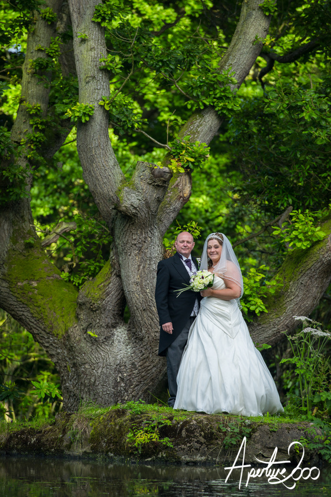 Photograph Bride and Groom by Colin Carter on 500px
