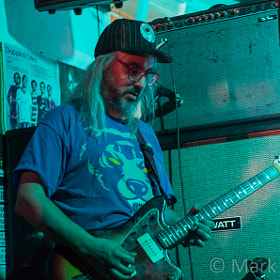J Mascis - Heavy Blanket Instore Gig by mbtainton on 500px.com