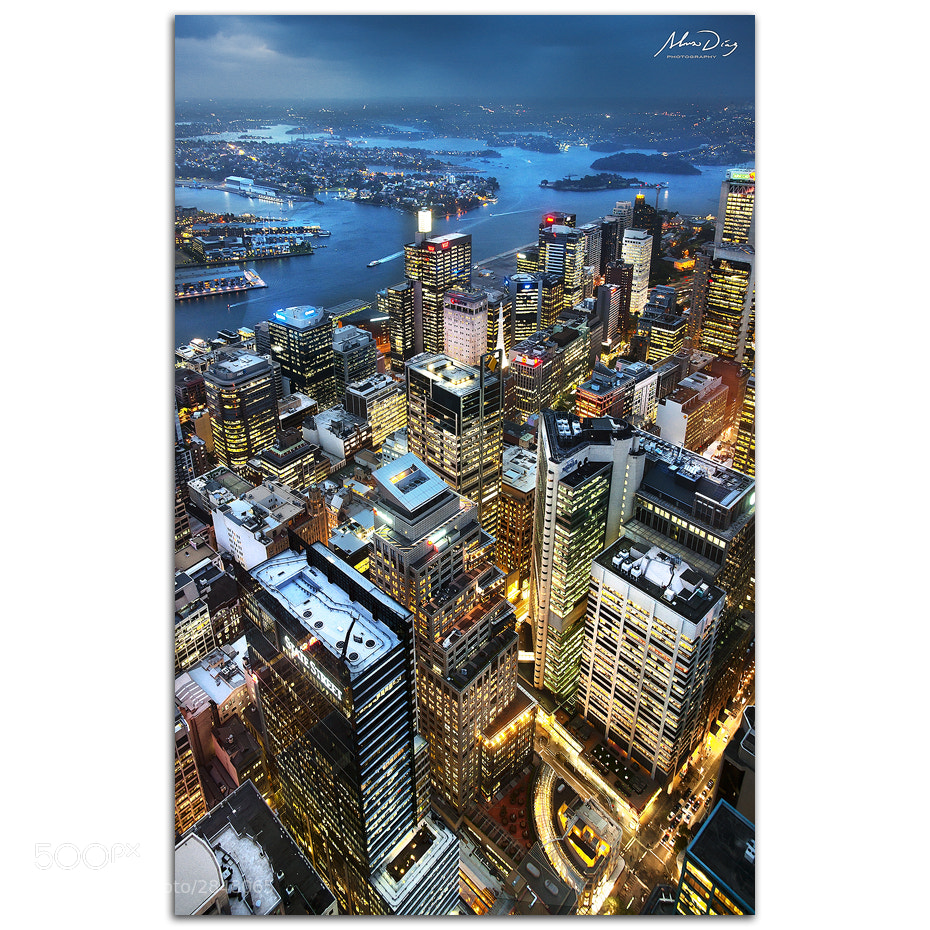 Photograph Sydcity by Alonso Díaz on 500px