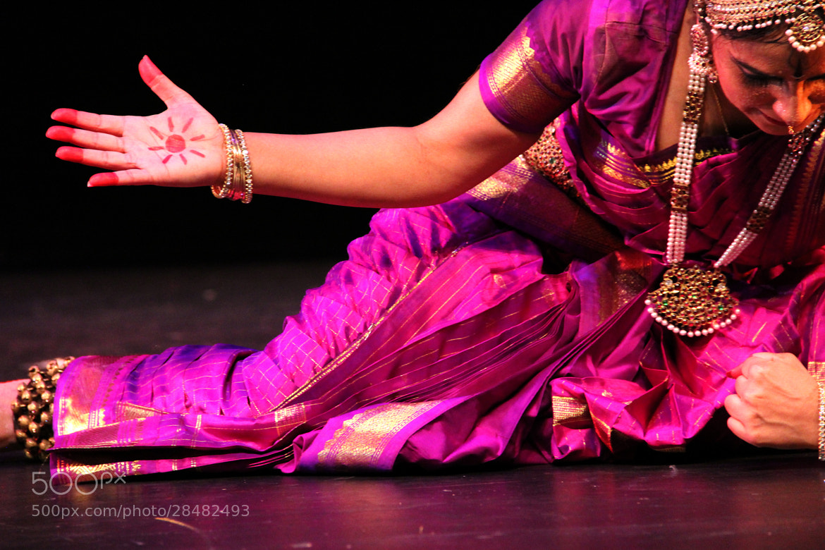 Photograph Mauve Classical Dancer by Michele Wambaugh on 500px