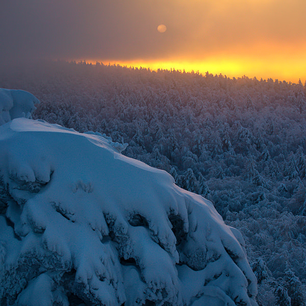 Ural Winter