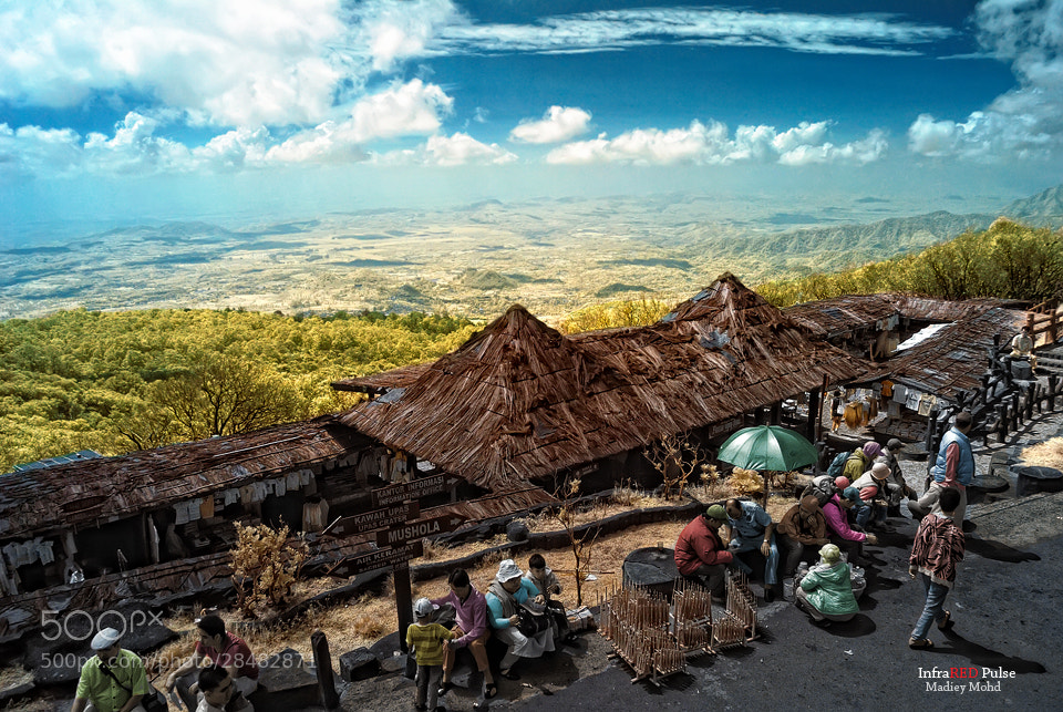Photograph My favourite photo-Tangkuban perahu Indonesia by mahadi mohamed on 500px