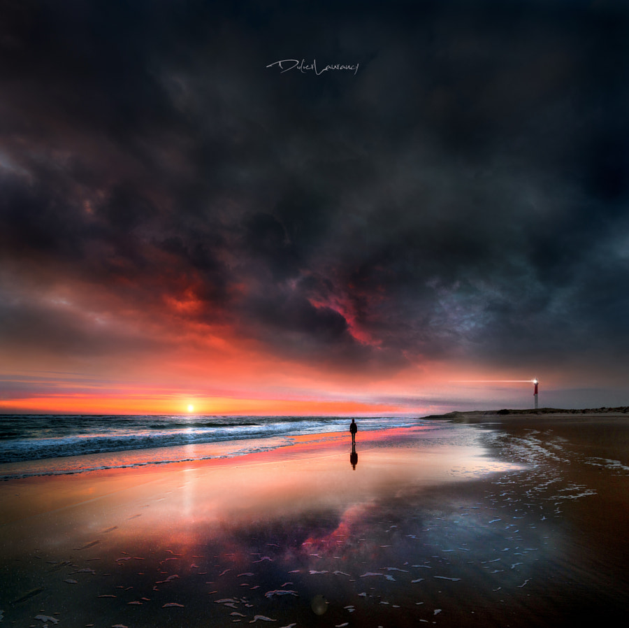 Pebble in the sky by Didier Laurancy on 500px.com
