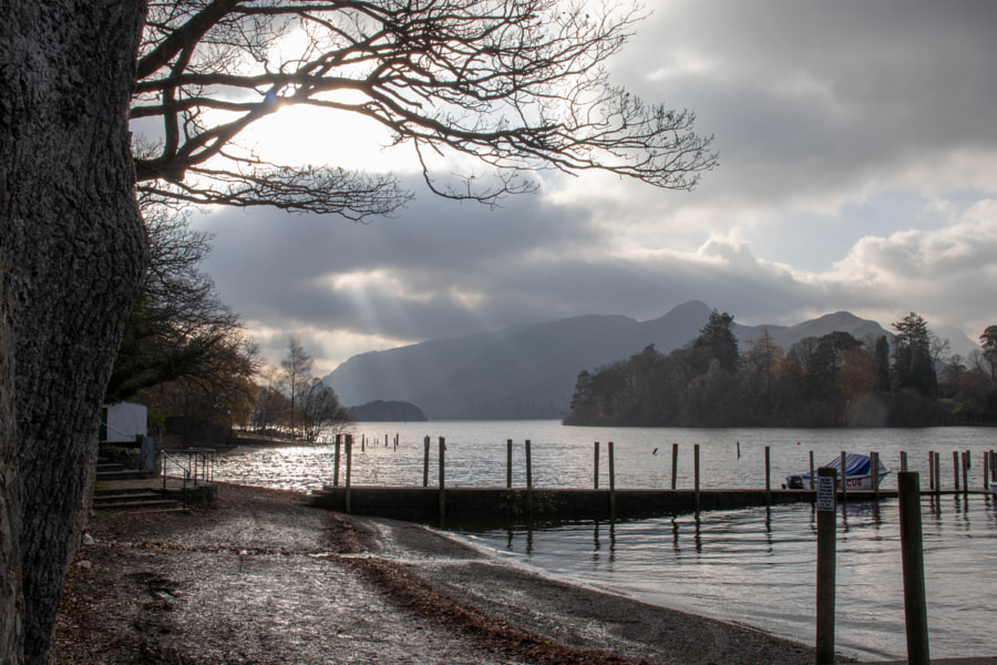 Sunset over Derwent Water by Paul Ellis on 500px.com