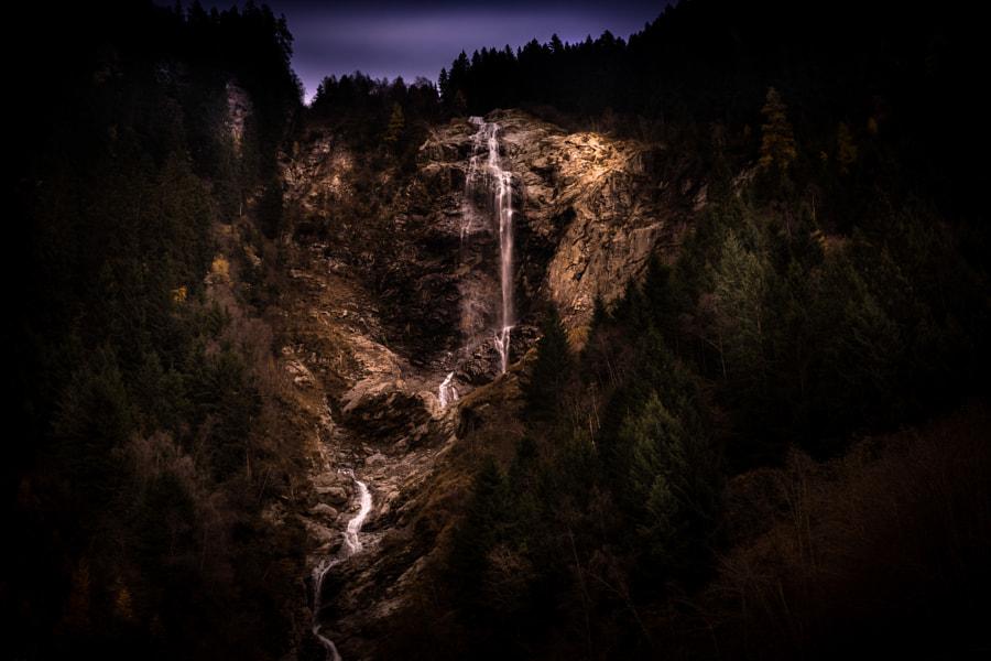 Waterfall by alohalars on 500px.com