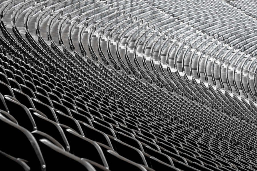 SEATS by Sabine Wagner on 500px.com