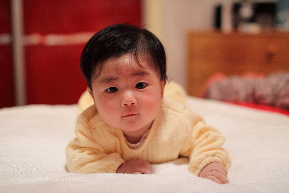 Photograph Five months old by Tao Peng on 500px