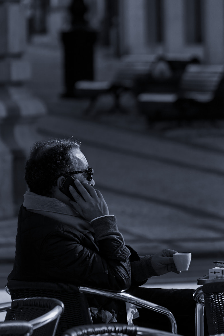 Photograph Come and have a coffee. by Miguel Silva on 500px