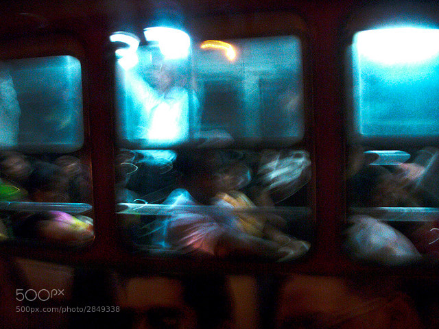 Photograph Passenger Ghost ! by Devang Shah on 500px