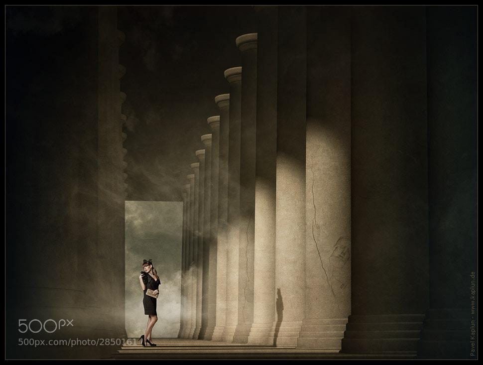 Photograph Die Säulen by Pavel Kaplun on 500px