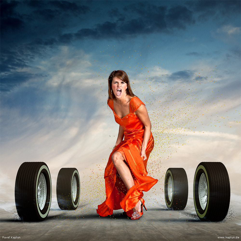 Photograph Wheels by Pavel Kaplun on 500px