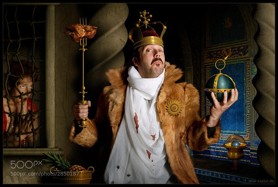 Photograph Der König und seine untreue Gattin by Pavel Kaplun on 500px