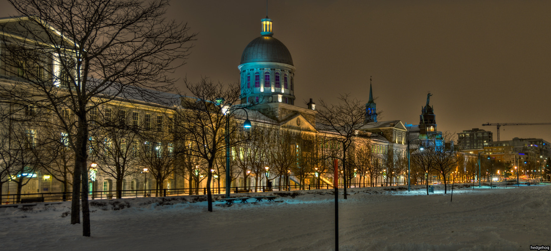 Photograph Quay Montreal. by Dmitry Stepanov on 500px