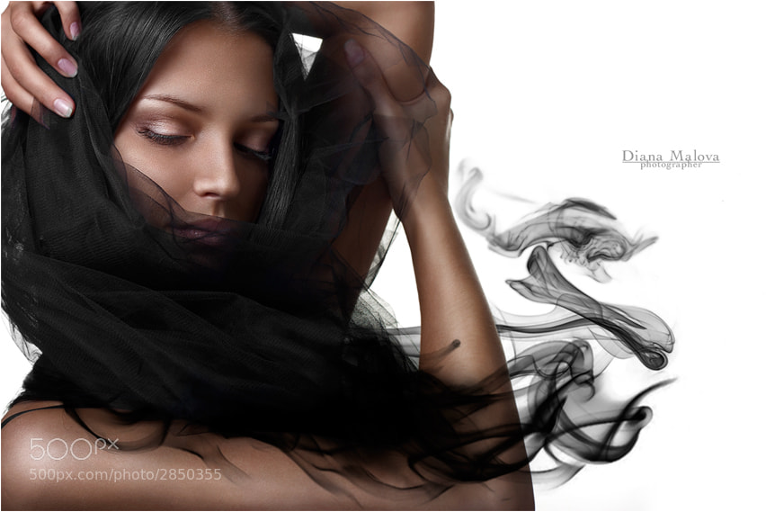 Photograph Smoke by Diana Shender on 500px