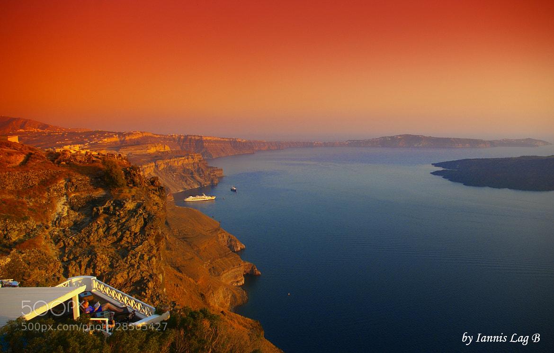 Photograph santorini island greece by iannis lag on 500px