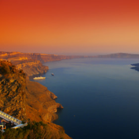 santorini island greece by iannis lag (iannis)) on 500px.com