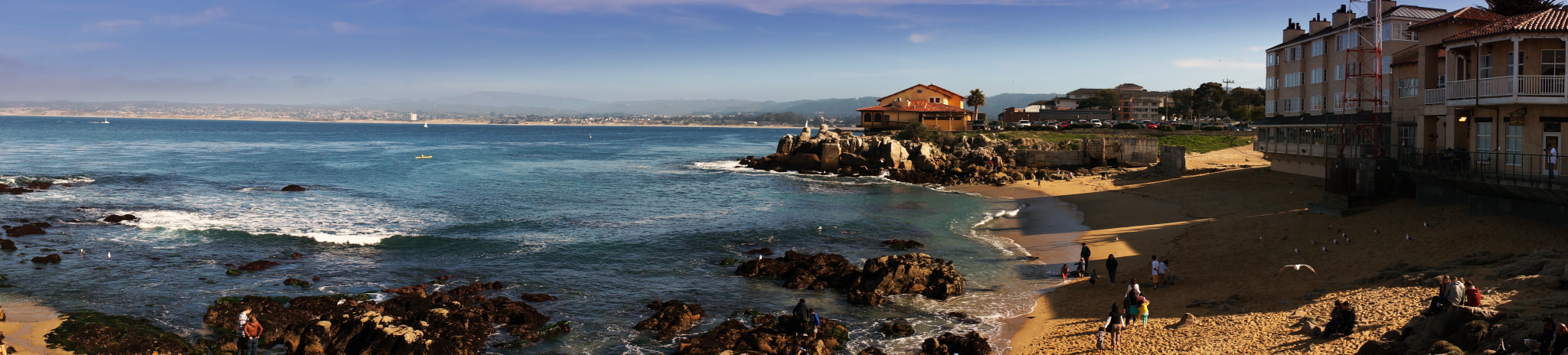 Photograph Monterey Bay by Good Life on 500px