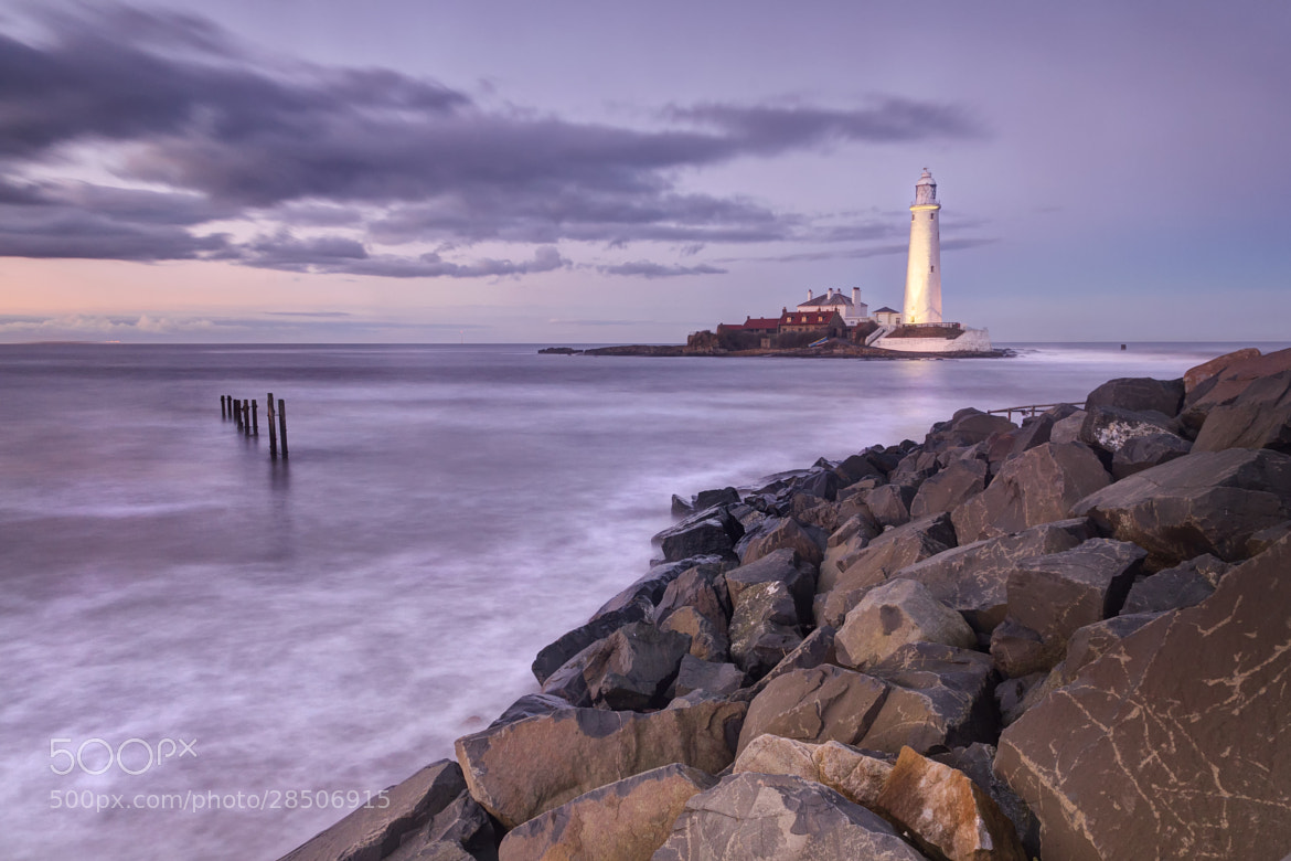 Photograph St Mary's Lighthouse  by Chris Frost on 500px