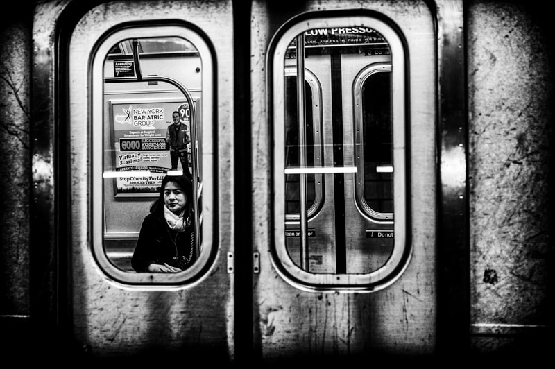 Photograph subway by Vero Nick on 500px