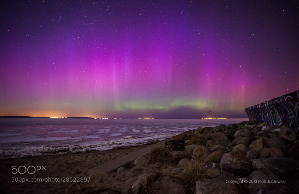 Photograph Aurora by Peter Jot on 500px