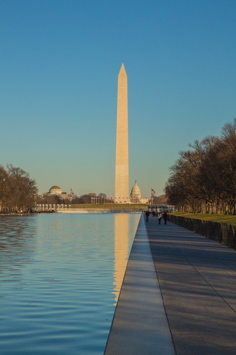 Photograph Capitol and Washington Monument by Scott Nelson on 500px