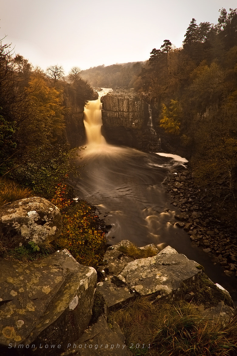 Photograph High Force in Autumn by Simon Lowe on 500px