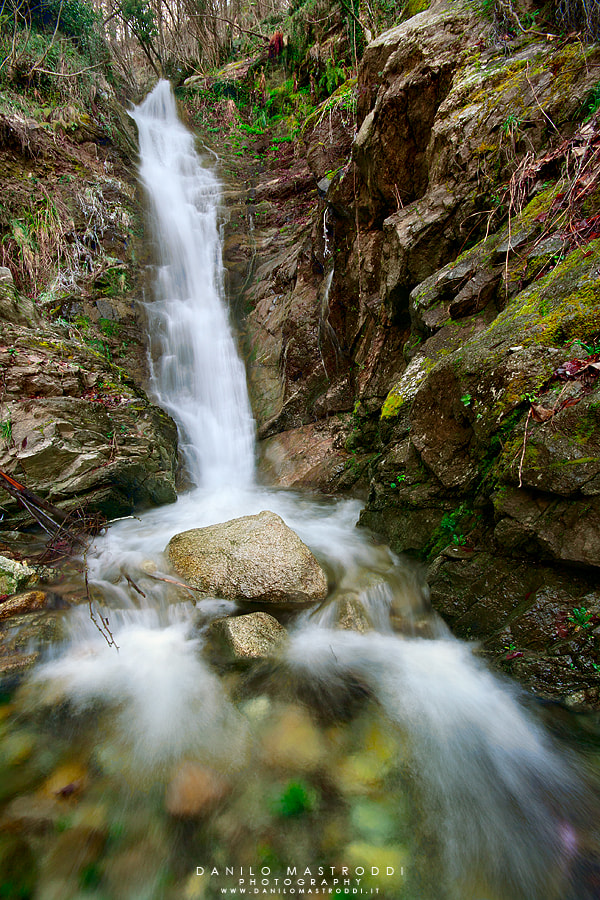 Photograph Monardo Waterfall by Danilo Mastroddi on 500px