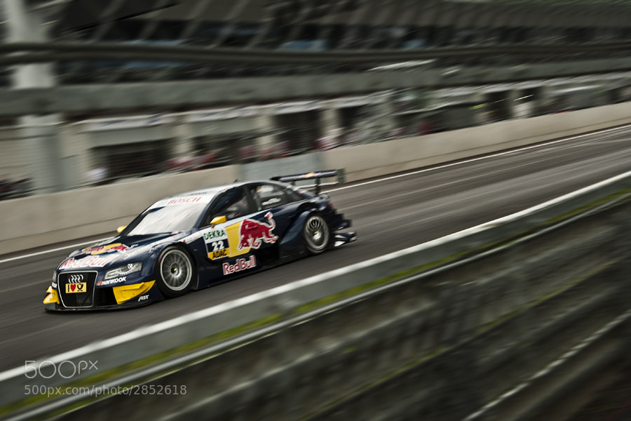 Photograph DTM@Austria by Philip  Platzer on 500px