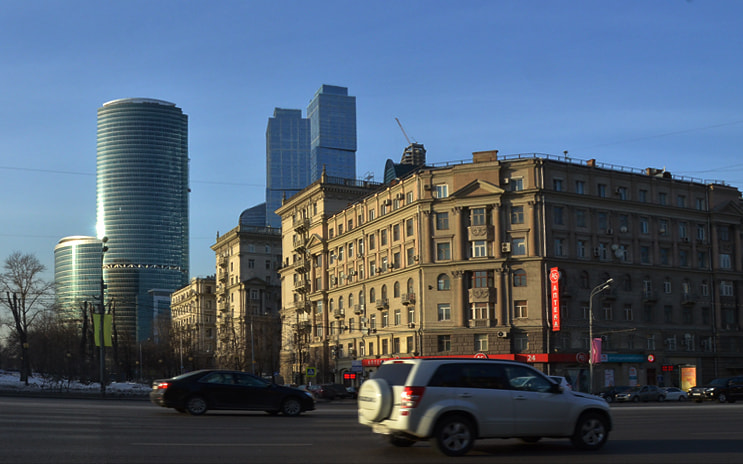 Photograph Old and New in Moscow by Korhan Karagulle on 500px