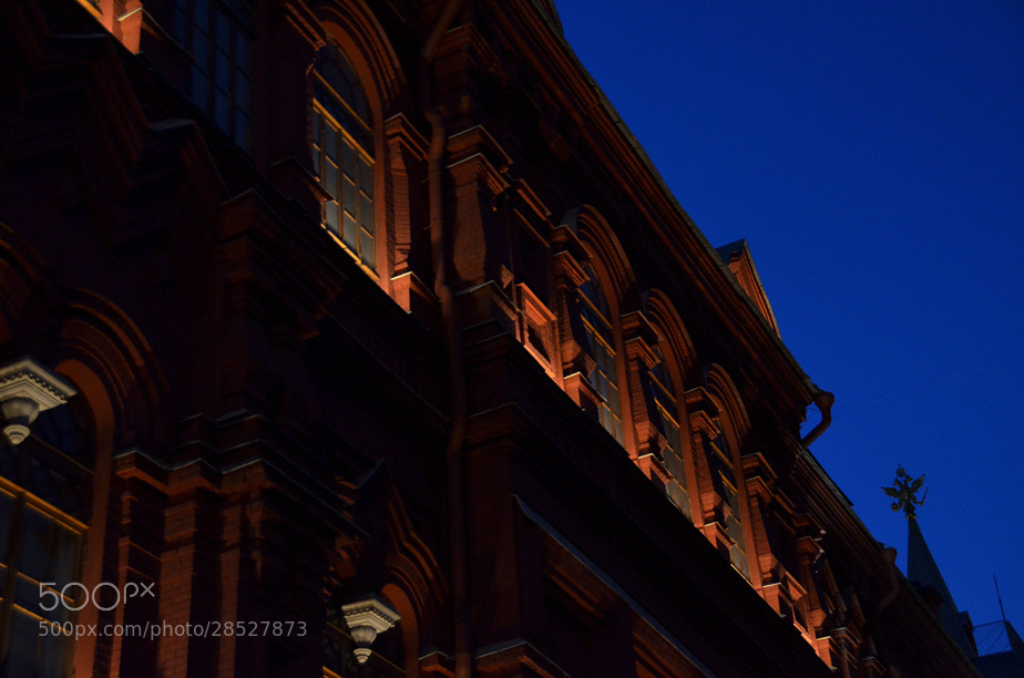 Photograph Lights of the Buildings in Red Square by Korhan Karagulle on 500px