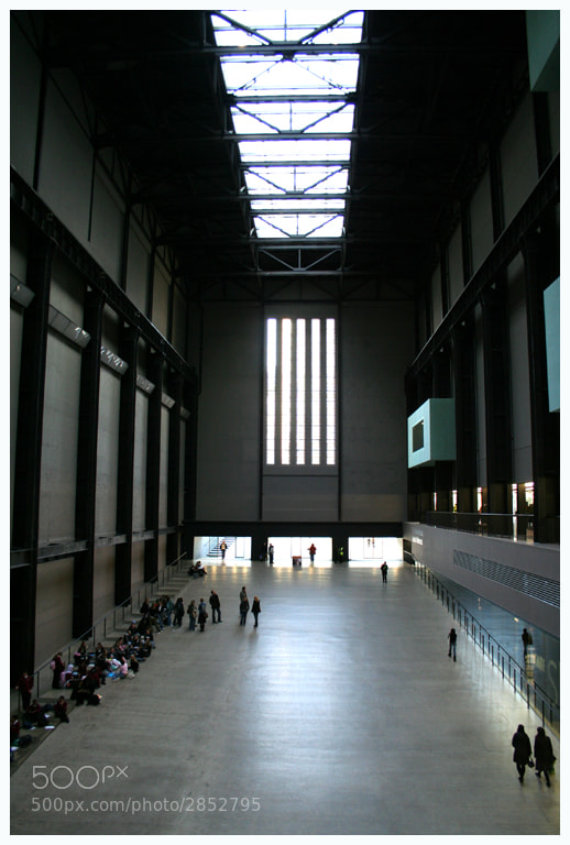 Photograph Modern tate, London by Kim Sellstedt on 500px