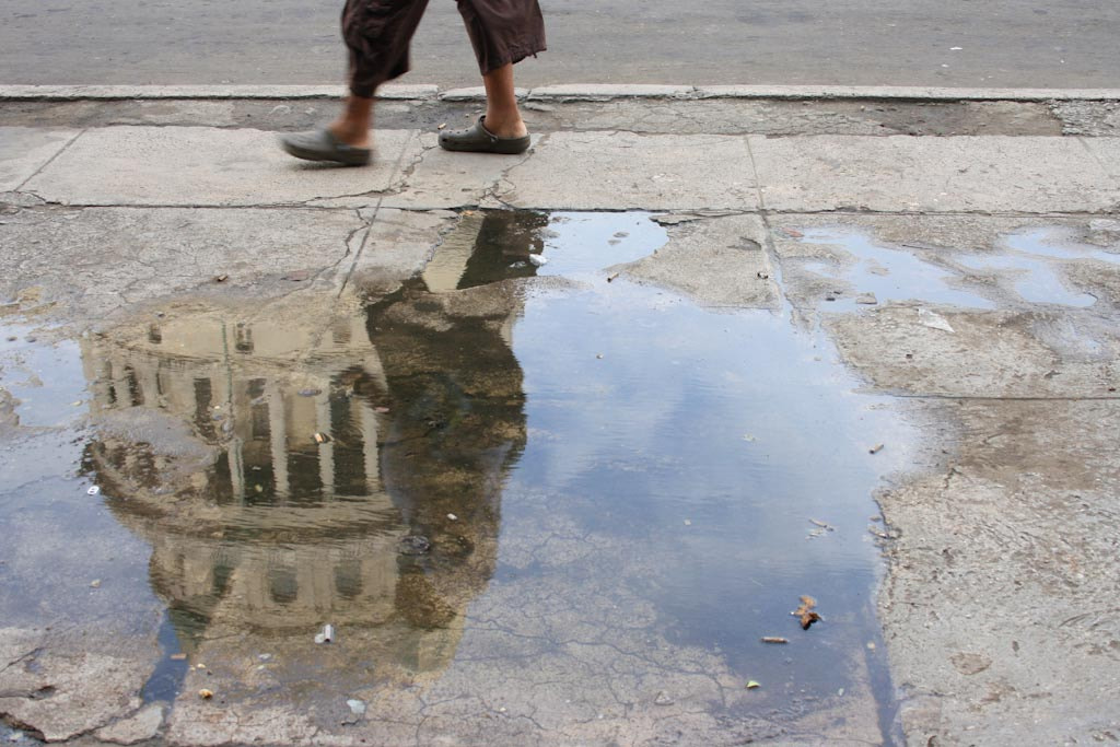 Photograph Reflections of Havana by Isis Amador Gonzalez on 500px