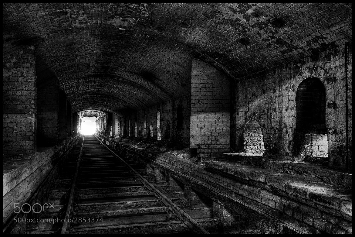 Photograph Brickworks  by Roland Shainidze on 500px