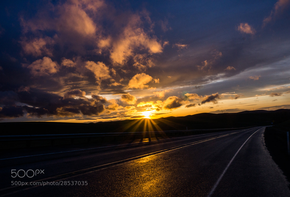 Photograph Sunset at Pullman by Suraj Balchand on 500px