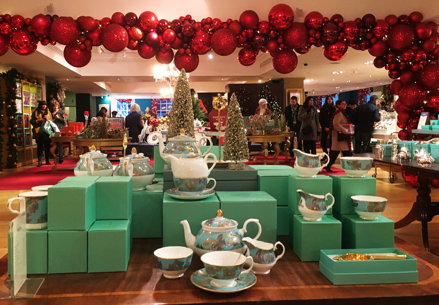Fortnum & Mason by Sandra  on 500px.com