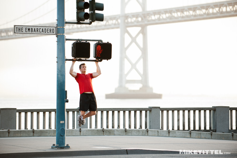Photograph Embarcadero Work Out by Mike Tittel on 500px