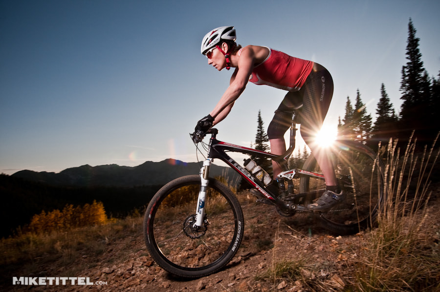 Photograph Wasatch Mountain Biking by Mike Tittel on 500px