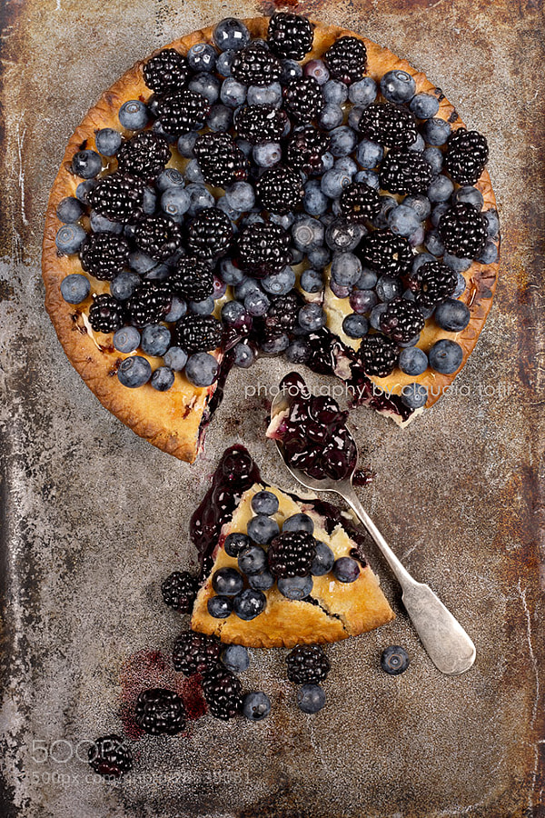 Photograph Berry Pie by Claudia Totir on 500px
