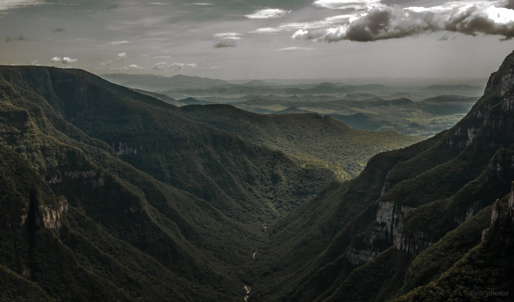 Photograph Fortaleza Canyon by Paulo Luft on 500px
