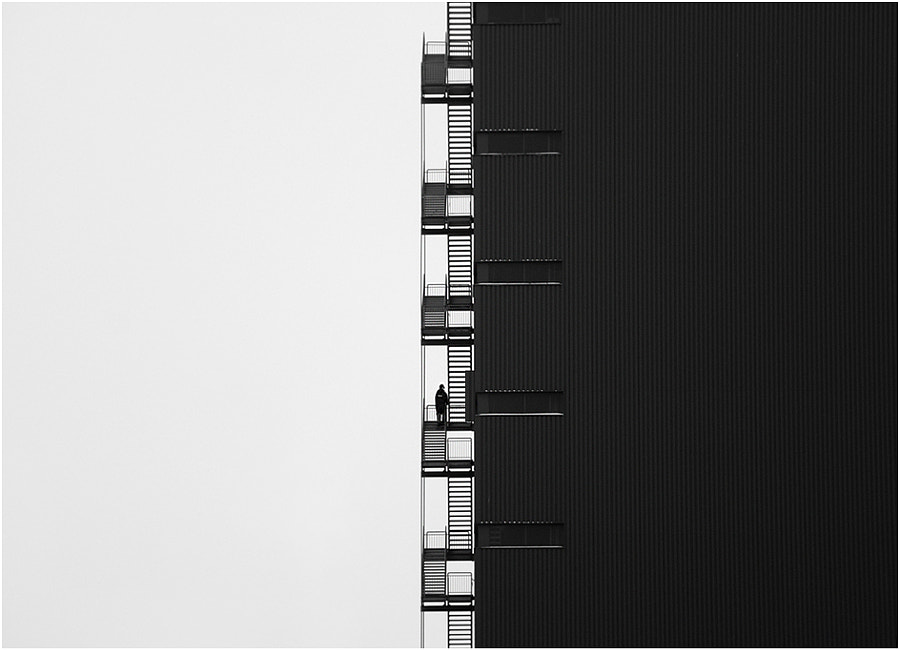 stairs by Kai Ziehl on 500px.com