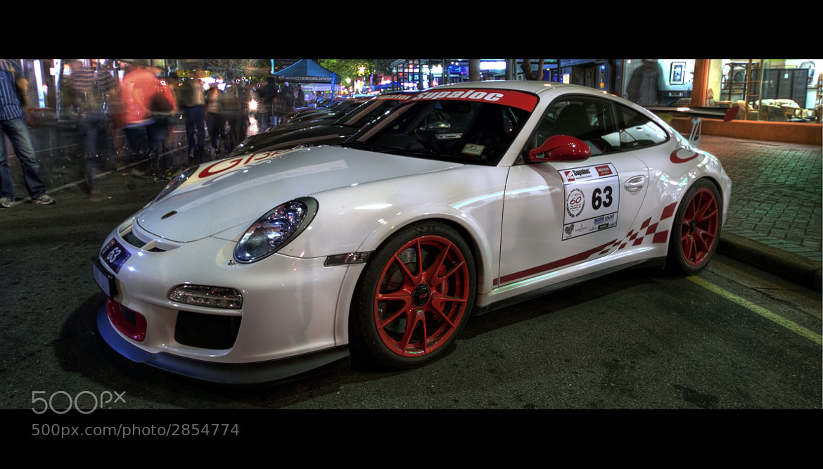 Photograph Porsche GT3 by Edward Chew on 500px