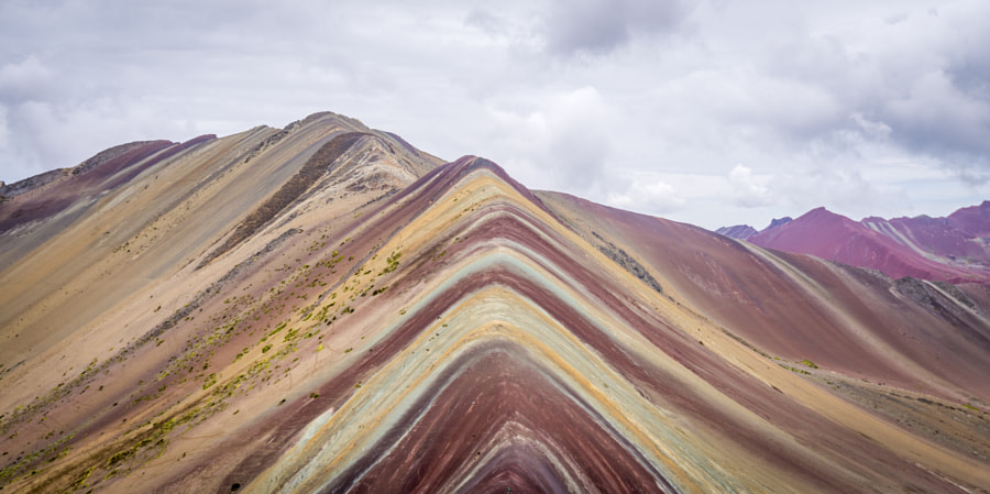 Rainbow Mountain by Pierre Lidar on 500px.com