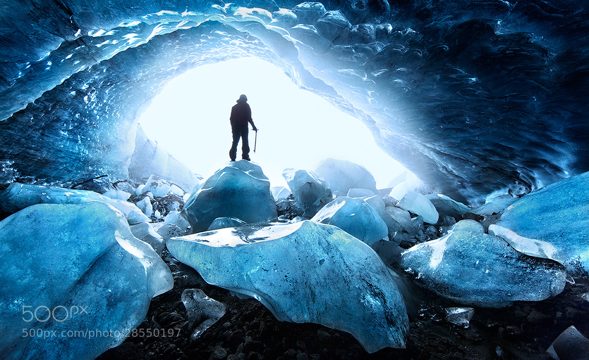 Photograph Ice-Man by Yury Pustovoy on 500px