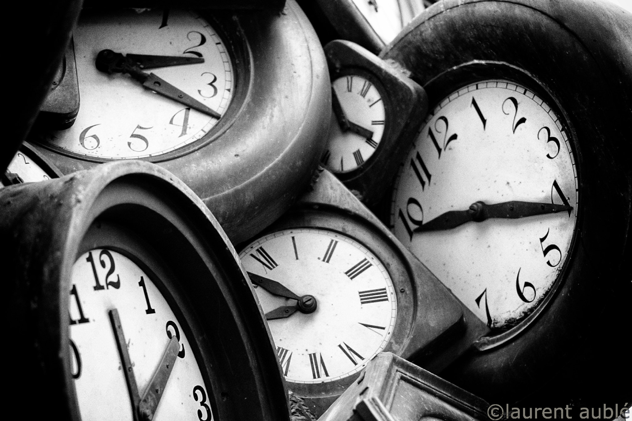 Photograph a bunch of time by laurent aublé on 500px