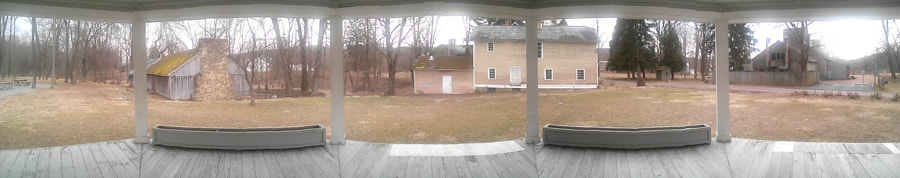 Gazebo Dreams Panorama