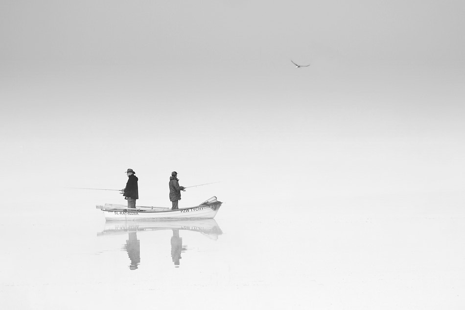 Photograph Standing by Marcin Sobas on 500px