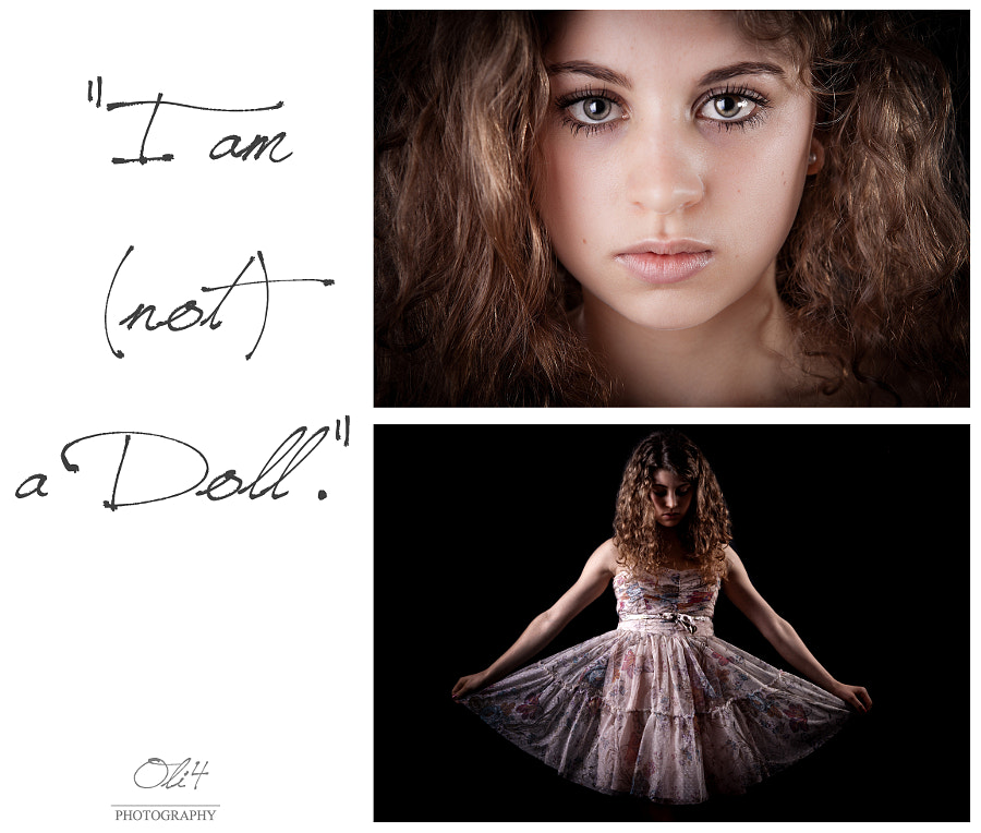 I am (NOT) a doll #2